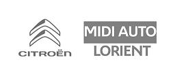 MIDI AUTO LORIENT – CITROEN